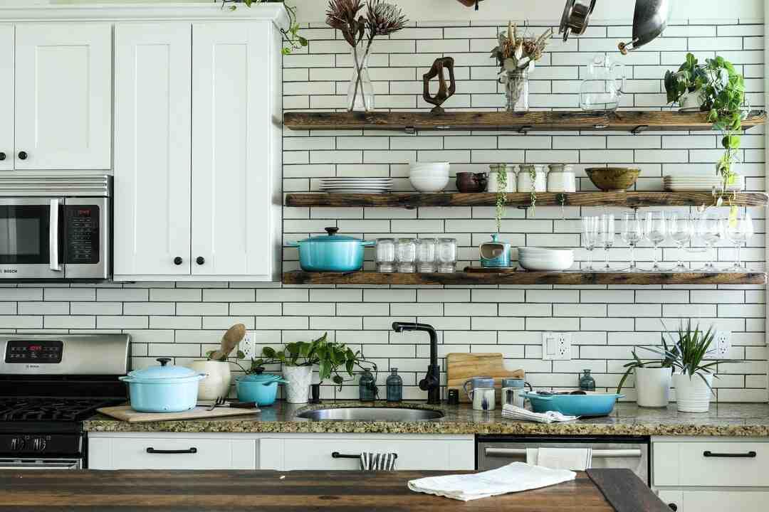 Comment nettoyer meuble cuisine mat