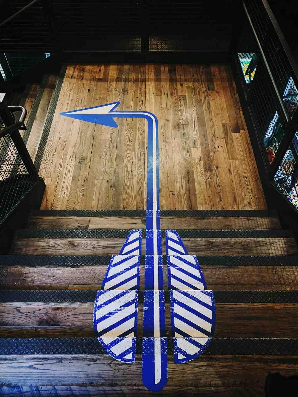 Comment nettoyer un escalier en bois